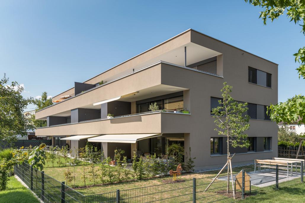 Wohnanlage Kirchgasse Feldkirch-Altenstaddt