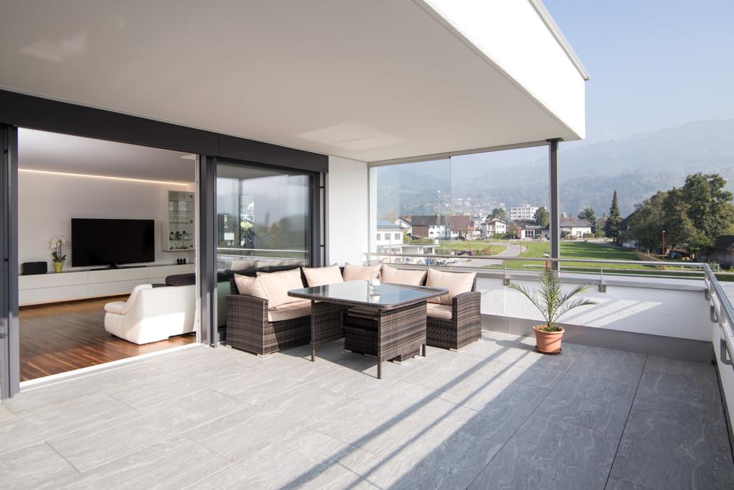 Dachgeschosswohnung