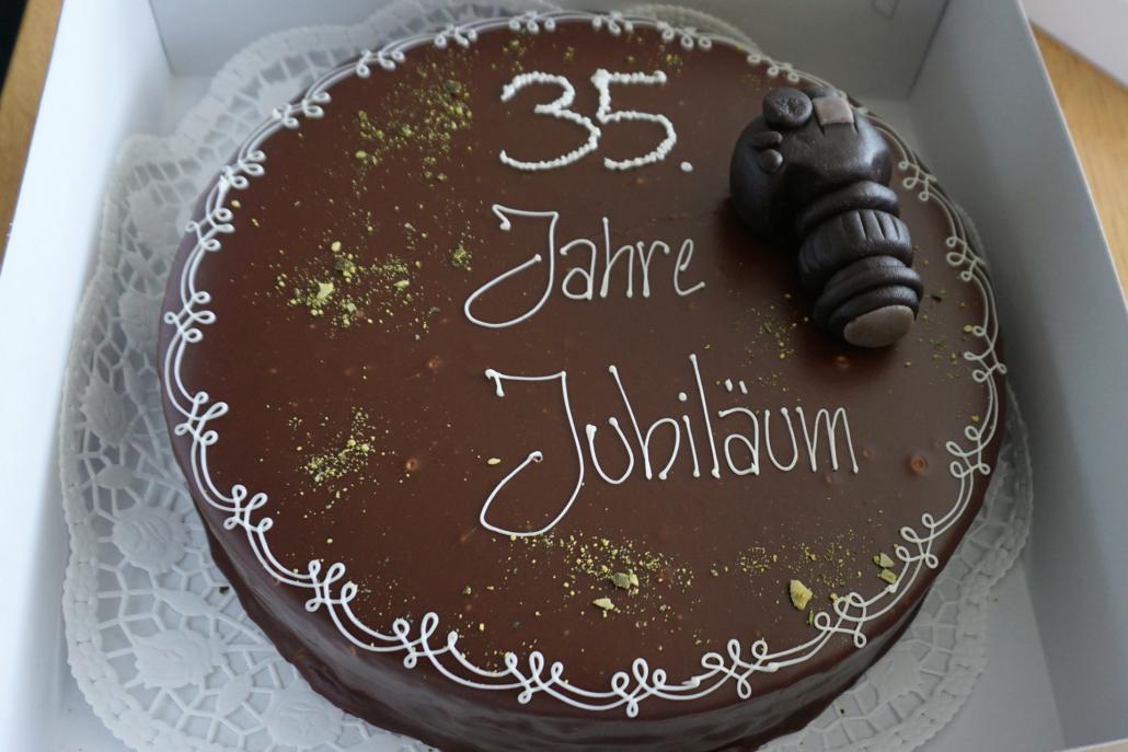 Jubiläum 35 Jahre Roland
